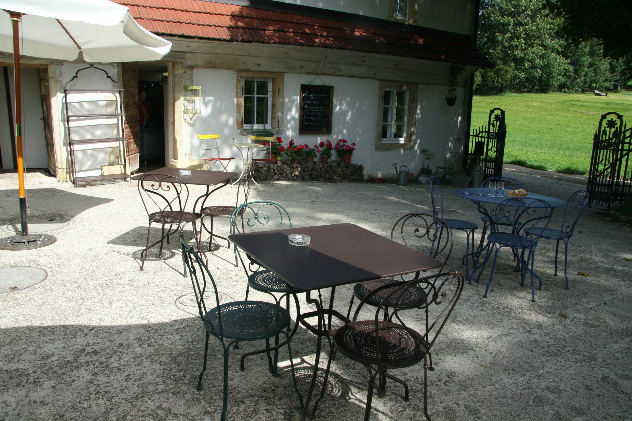 Restaurant de La Ferme des Brandt