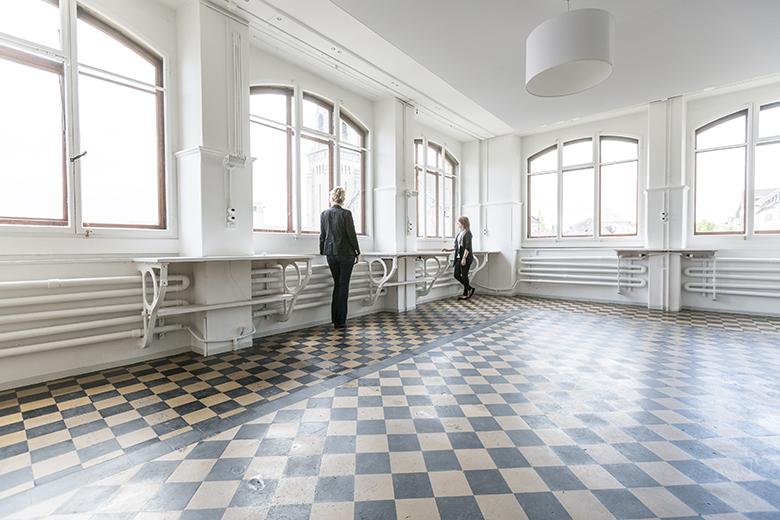 Ancien atelier Spillmann